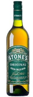 Stone's Original Green Ginger Wine 750ml - Case of 12